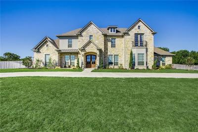 McGregor Single Family Home Under Contract: 8021 Ripplewood Drive