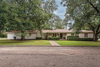 Clifton Single Family Home Under Contract: 405 N Ave I