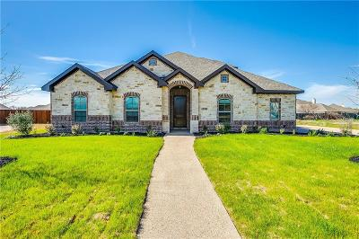 McGregor Single Family Home For Sale: 602 Lariat Trail