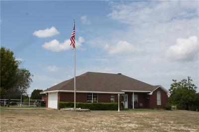 China Spring Single Family Home Under Cont W/Contg: 403 Old Ranch Road
