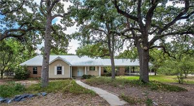 Lorena Single Family Home Under Contract: 3691 S Old Robinson Road