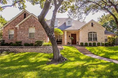 Lorena Single Family Home Under Contract: 12 Timber Ridge Trail