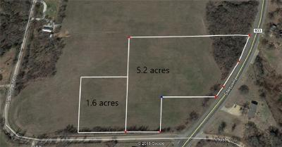 Waco Residential Lots & Land For Sale: Tbd Clater Powell Road