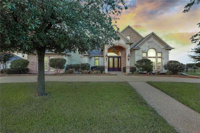 Waco Single Family Home Under Contract: 1005 Burberry Lane