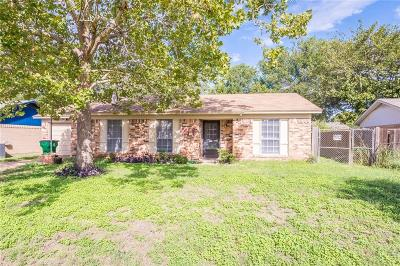 McGregor Single Family Home For Sale: 211 Rachael Road