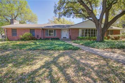 Waco Single Family Home For Sale: 2625 Old Oaks Drive