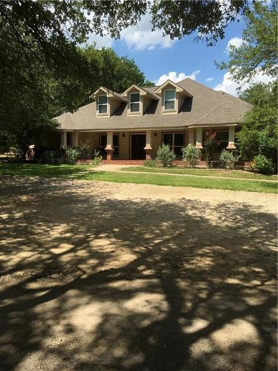 Salado Single Family Home For Sale: 1325 Rose Lane