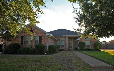 Hewitt Single Family Home For Sale: 1121 S Haven Drive