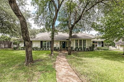 Woodway Single Family Home Under Contract: 209 Woodfall Drive