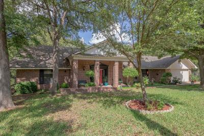 Single Family Home For Sale: 2800 Fox Ridge Road