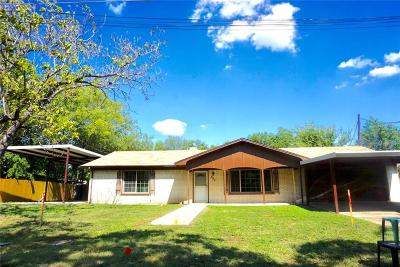 Robinson Single Family Home Under Contract: 202 S McLendon Drive
