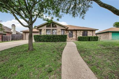 Hewitt Single Family Home Under Contract: 809 Pawnee Trail