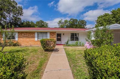 Robinson Single Family Home For Sale: 711 W Elizabeth Drive