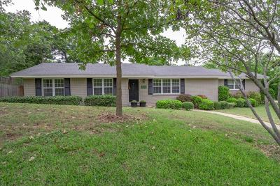 Single Family Home For Sale: 9316 Hill Lane
