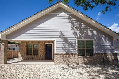 Waco Single Family Home For Sale: 2912 S 3rd Street