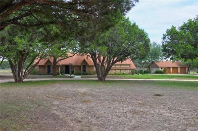 China Spring Single Family Home Under Contract: 249 Quail Meadow Road