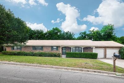 Woodway Single Family Home For Sale: 9000 Whippoorwill Drive