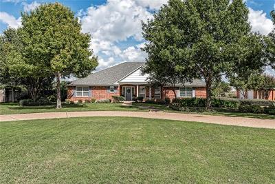 McGregor Single Family Home Under Contract: 1351 Harris Creek Road