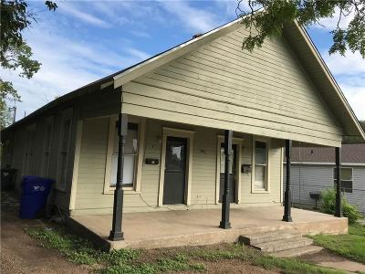 Waco Multi Family Home For Sale: 3000 Package Deal Ethel Avenue