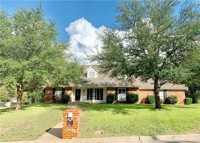 Woodway Single Family Home For Sale: 8500 Gladedale Drive