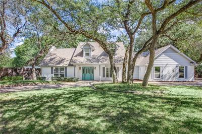 Woodway Single Family Home For Sale: 1625 Cherry Creek Drive