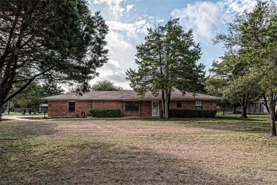 China Spring Single Family Home Under Contract: 667 Baylor Camp Road