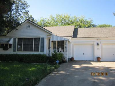 Waco Single Family Home For Sale: 3311 Willowbrook Street
