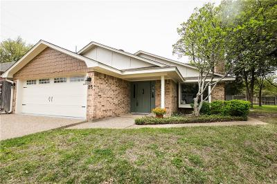 Woodway Single Family Home For Sale: 25 Sugar Creek Place