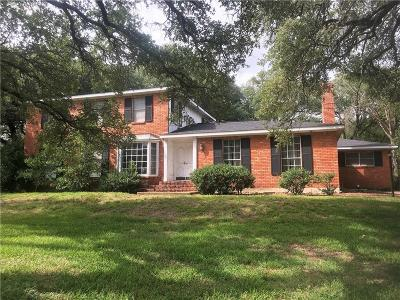 Marlin Single Family Home Under Contract: 719 Westwood Drive