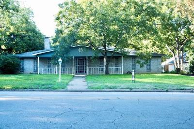Waco Single Family Home For Sale: 3701 Austin Avenue