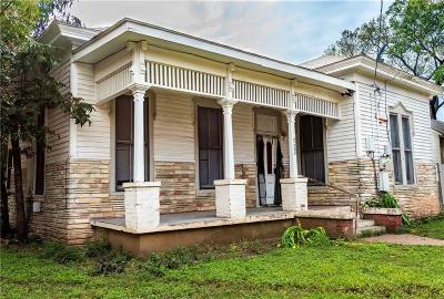 Waco Single Family Home For Sale: 525 S 10th Street