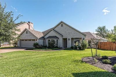 Woodway Single Family Home For Sale: 1365 Windstone Drive