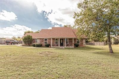 Robinson Single Family Home For Sale: 205 E Ward Drive