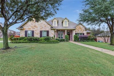 McGregor Single Family Home Under Contract: 506 Sienna Bend Trail