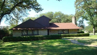 Marlin Single Family Home For Sale: 919 Rock Dam Road