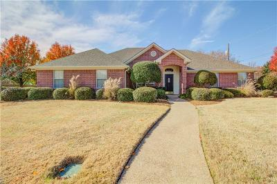 Hewitt Single Family Home For Sale: 1205 Steamboat Drive