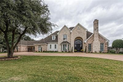 McGregor Single Family Home For Sale: 2021 Clover Ridge