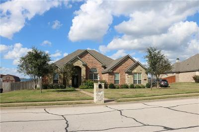 Robinson Single Family Home For Sale: 409 N Cedar Ridge Drive