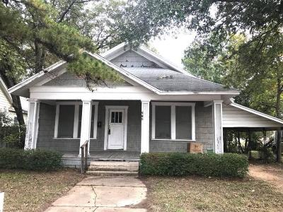 Marlin Single Family Home For Sale: 214 Ward Street
