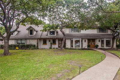 Woodway Single Family Home For Sale: 215 Trailwood Drive