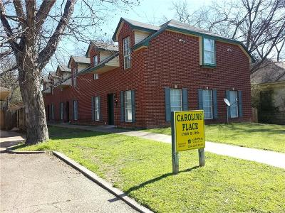 Waco Multi Family Home For Sale: 1708 S 9th Street #A, B, C,
