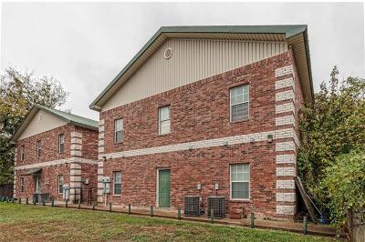 Waco Multi Family Home For Sale: 1301-03 James Avenue