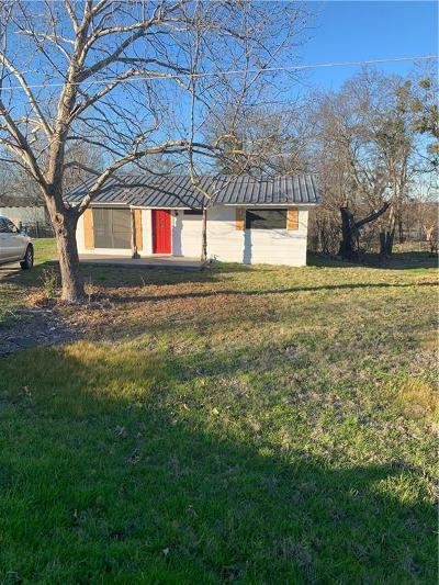 China Spring Single Family Home For Sale: 15474 Old China Spring Road