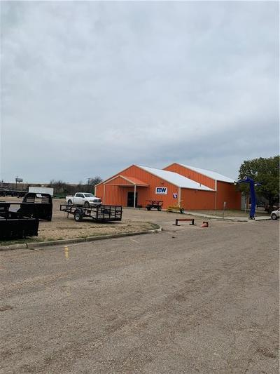 Waco Commercial For Sale: 4901 Franklin Avenue