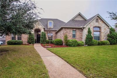 Robinson Single Family Home For Sale: 411 S Cedar Ridge Circle