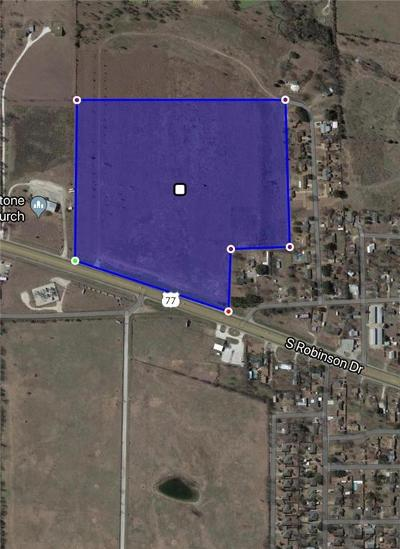 Robinson Residential Lots & Land For Sale: Tbd S Robinson Drive