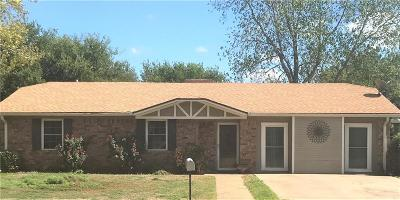 Woodway Single Family Home Under Contract: 304 Randy Drive