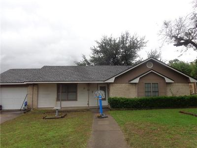 Robinson Single Family Home Under Contract: 307 E Karels Drive