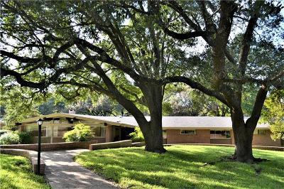Waco Single Family Home For Sale: 2530 Arroyo Road