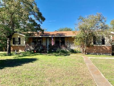 Robinson Single Family Home For Sale: 203 W Foster Drive